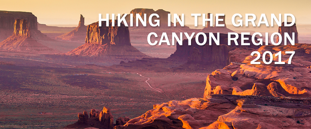 Hiking in the Grand Canyon Region