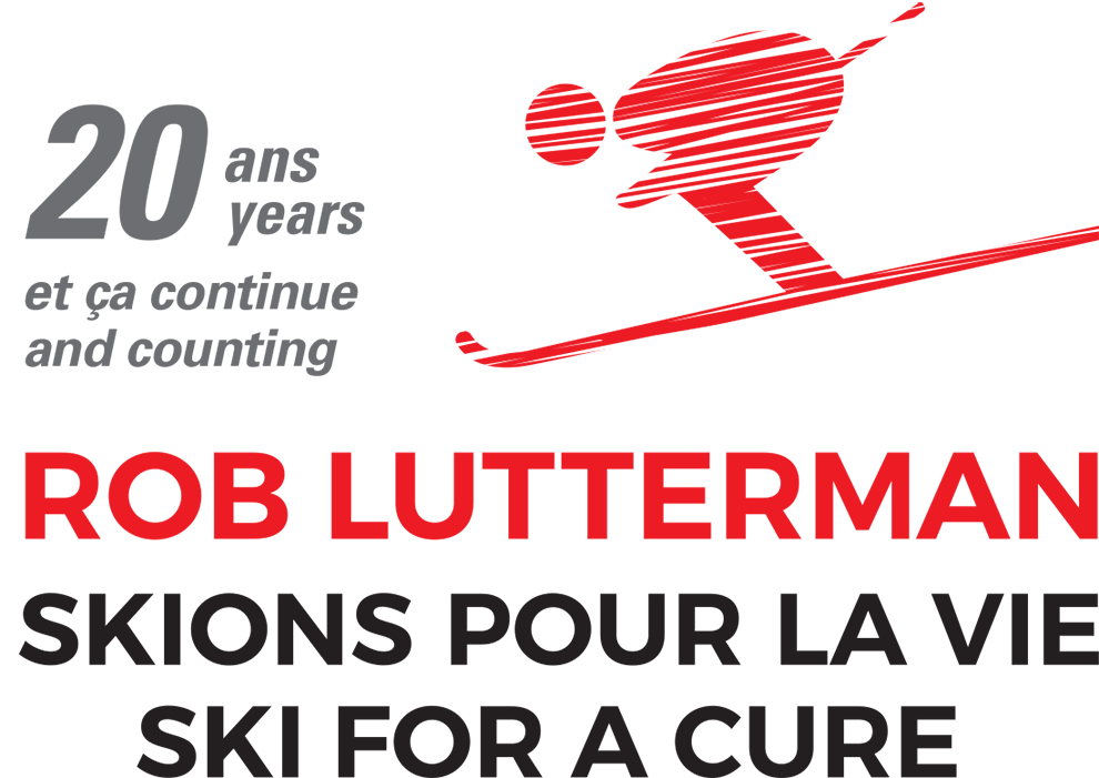 2019 edition of  Rob Lutterman - Ski for a Cure